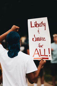 justice and liberty for all